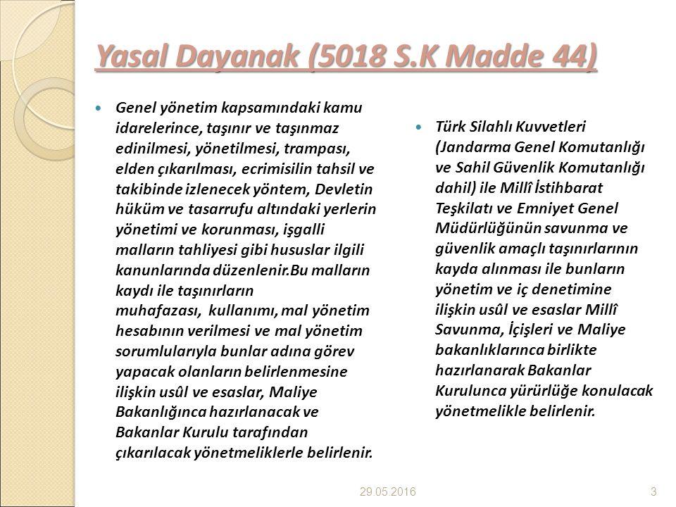 Yasal Dayanak Yasal Dayanak Karar Tarihi : Bakanlar Kurulunun 28/12/2006 tarihli ve 2006/11545 sayılı Kararı.