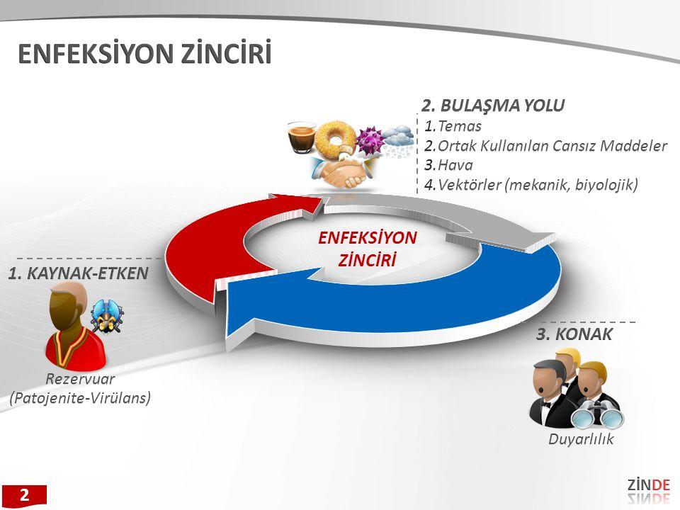 ENFEKSİYON ZİNCİRİ 2