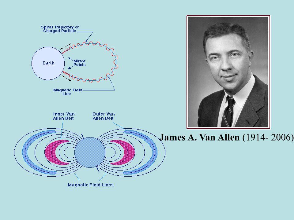 James A. Van Allen (1914- 2006)