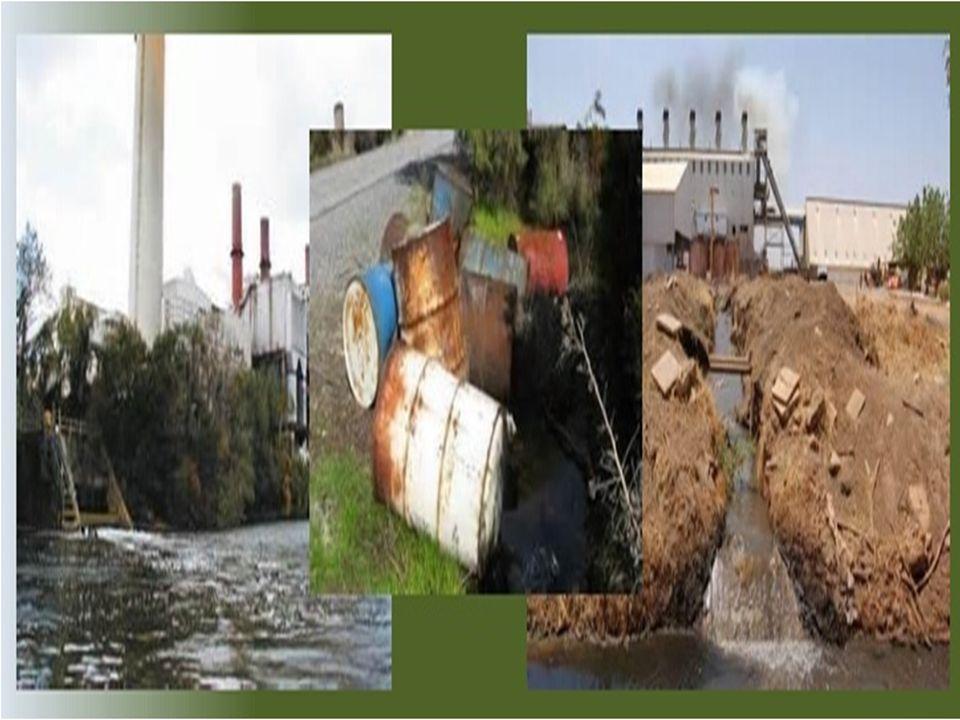 Endüstriyel katı atıkların yönetiminin iyi yapılması, çevre sağlığı açısından oldukça önemlidir.