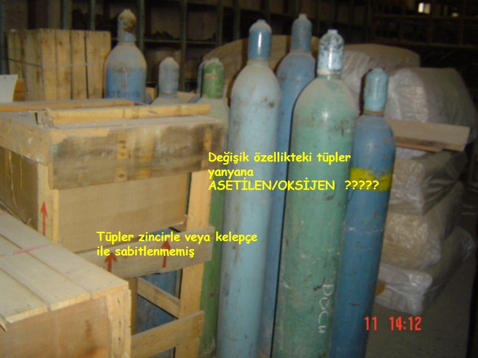 29.05.2016ASG66 Asetilen tüpleri yanında sigara izmaritleri
