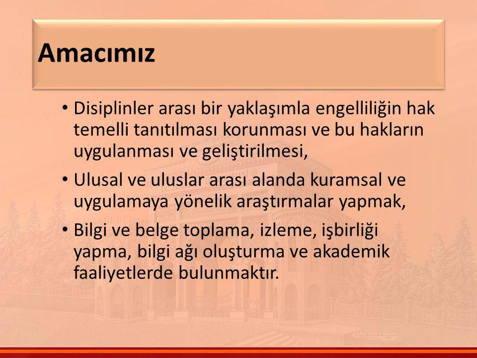 Erişilebilir İÜ Projesi devam edecek, Engellilik Araştırmaları Yüksek Lisans Programı onaylandı, 2016 -2017 döneminde faaliyete geçmek, 24 -25 Kasım 2016'da Engellilik Araştırmaları Konferansını gerçekleştirmek, Engelsiz Hatıra Ormanı Etkinliğinin İstanbul'daki diğer üniversitelerle ve Belediyelerle işbirliği içinde genişletilerek gerçekleştirilmesi ve yılda 1 veya 2 kez tekrarlanması planlanmaktadır.