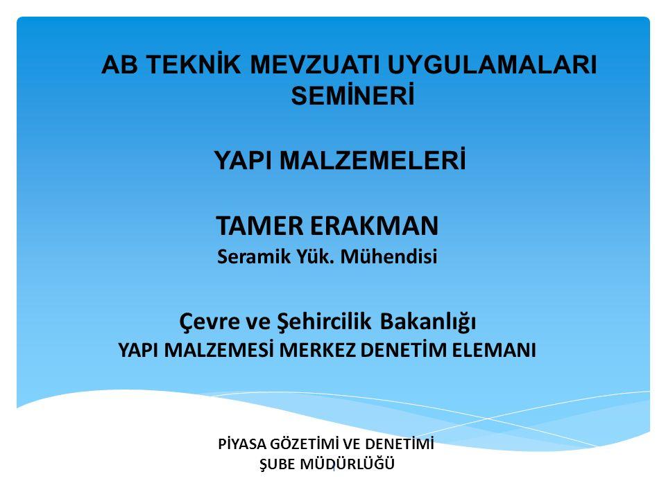 TAMER ERAKMAN Seramik Yük.