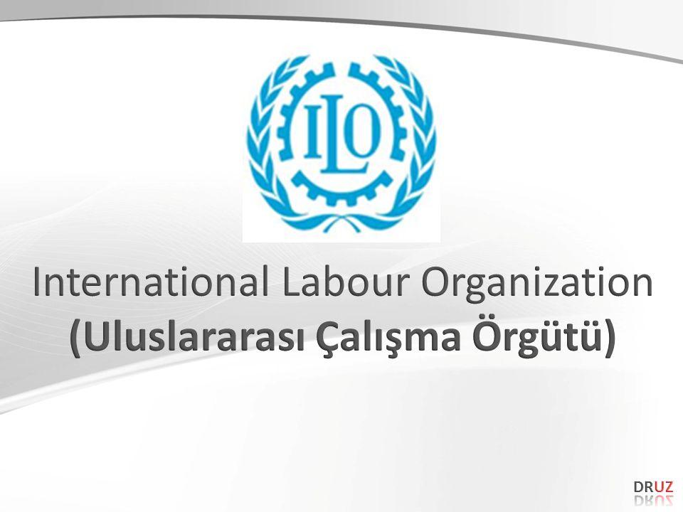 ÇSGB KURULUŞ AMACI «Çalışma hayatını, işçi-işveren ilişkilerini, iş sağlığını ve güvenliğini düzenlemek, denetlemek ve sosyal güvenlik imkanını sağlamak, bu imkanı yaygınlaştırmak ve geliştirmek, yurtdışında çalışan işçilerimizin çalışma hayatından doğan hak ve menfaatlerini korumak ve geliştirmektir.» 3146 sayılı Çalışma ve Sosyal Güvenlik Bakanlığı nın Teşkilat ve Görevleri Hakkında Kanun un Amaç başlıklı 1.