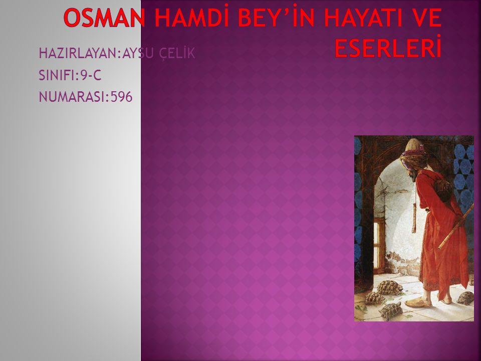  30 Aralık 1842 de İstanbul da dünyaya geldi.