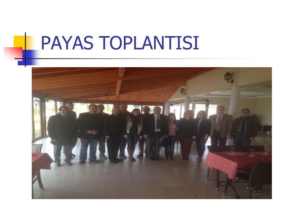 PAYAS TOPLANTISI