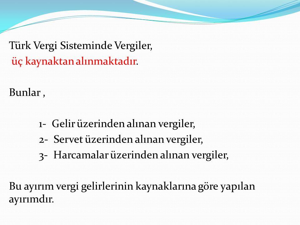 TİCARİ KAZANÇ Tanımı : GVK.37. Md.