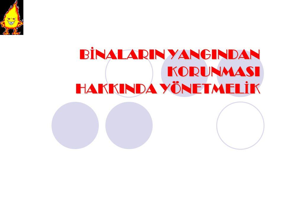 YANGINDAN KORUNMA PROJELERİ KİMLER TARAFINDAN HAZIRLANIR.
