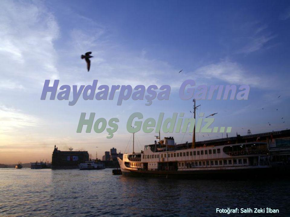 VE… Haydarpasa Development Concept