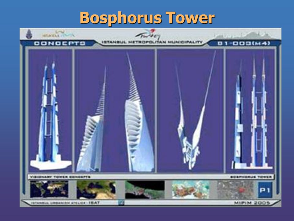 Bosphorus Tower