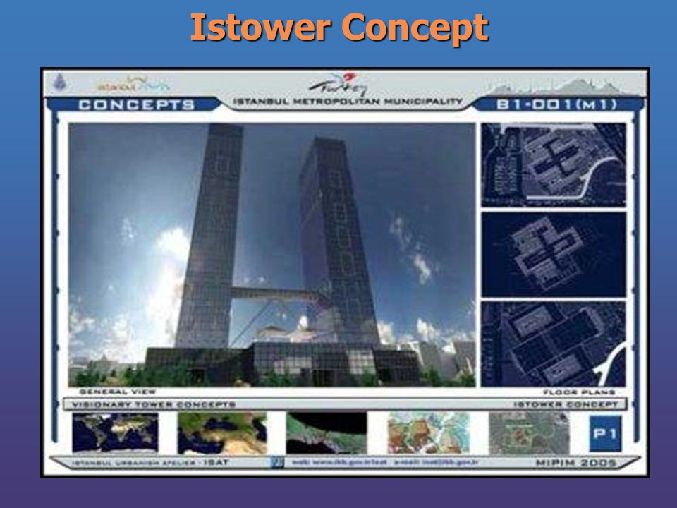 Istower Concept