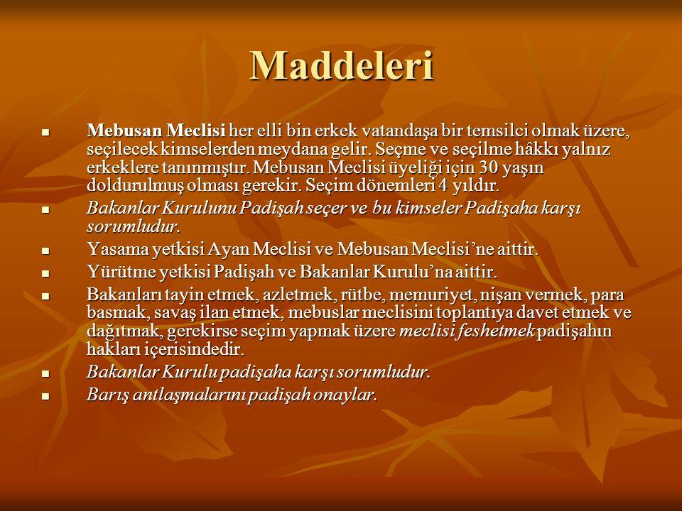 II.Meşrutiyet (1908-1920) Hazırlayan: Enver Paşa Padişah: Sultan II.