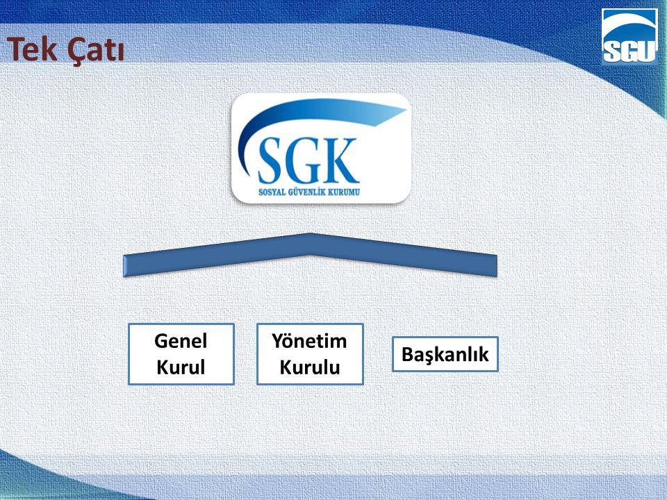 Tek Çatı Genel Kurul Yönetim Kurulu Başkanlık