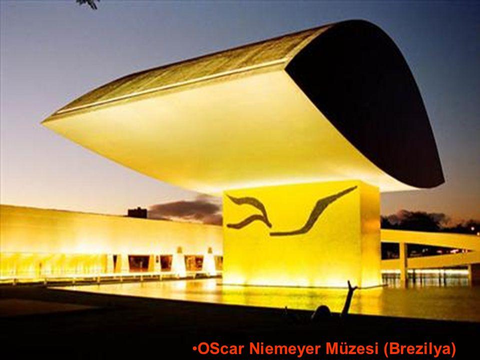 29.05.2016BÜLENT FATİN ÖZMEN 23 04 2009 OScar Niemeyer Müzesi (Brezilya)