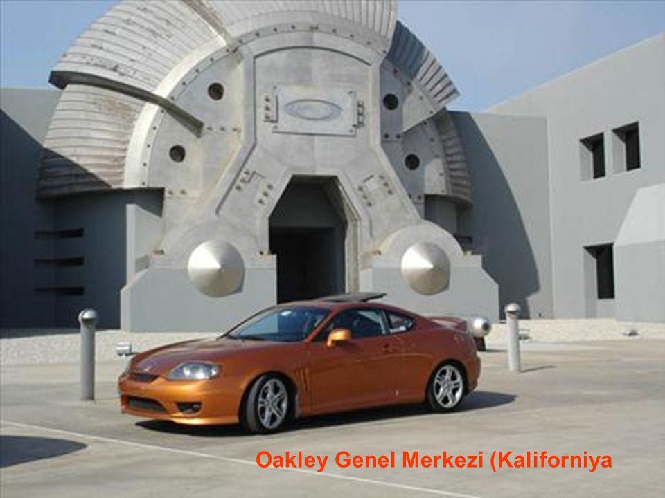 29.05.2016BÜLENT FATİN ÖZMEN 23 04 2009 Oakley Genel Merkezi (Kaliforniya