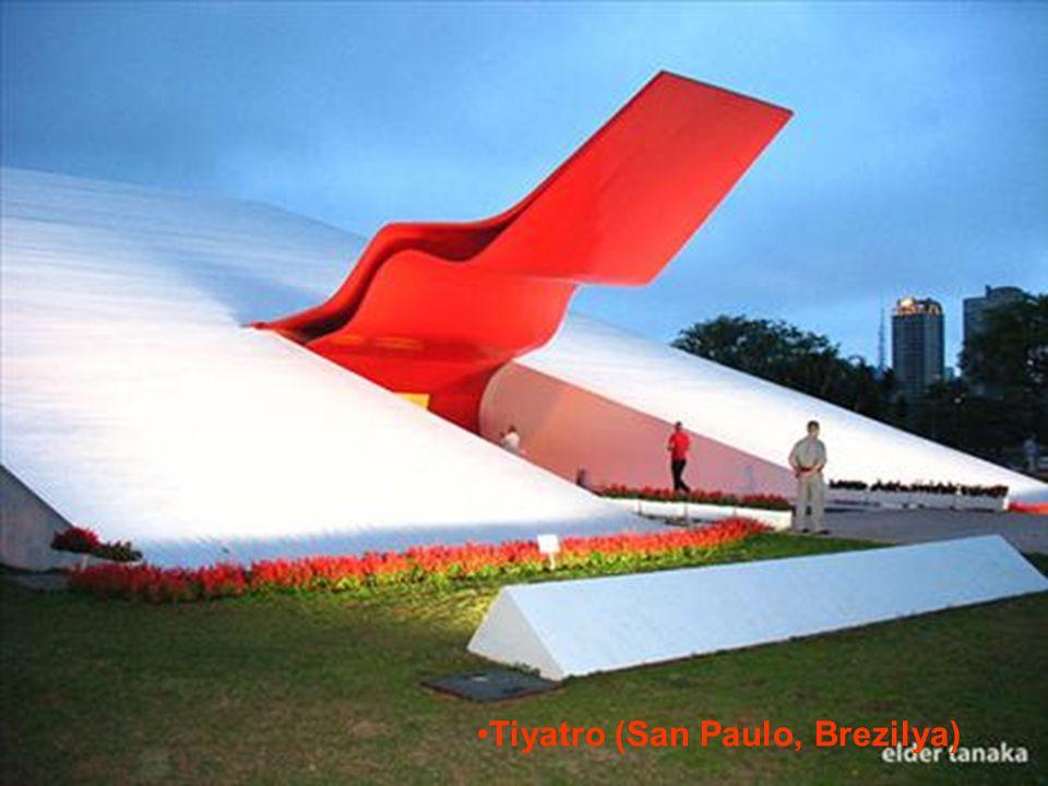 29.05.2016BÜLENT FATİN ÖZMEN 23 04 2009 Tiyatro (San Paulo, Brezilya)