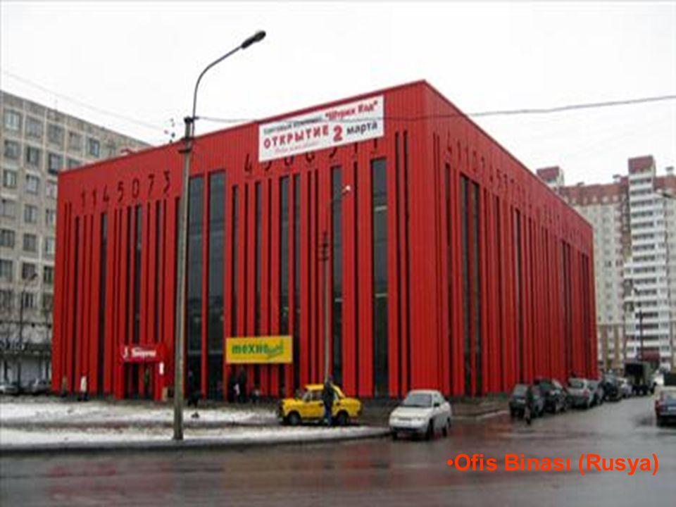 29.05.2016BÜLENT FATİN ÖZMEN 23 04 2009 Ofis Binası (Rusya)