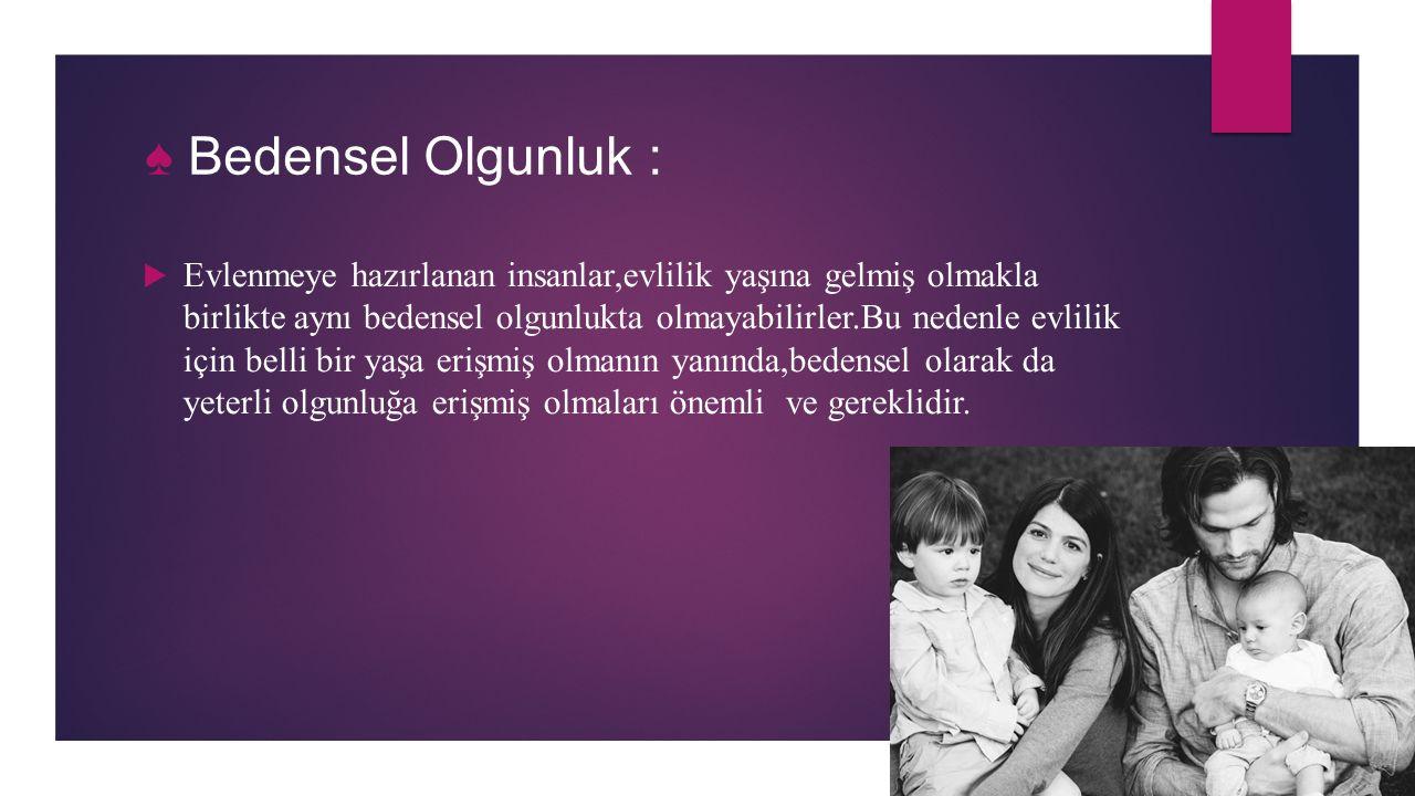  Aile planlaması, gelişmiş ülkelerde bilinçli ve örgütlü olarak uygulanmaktadır.