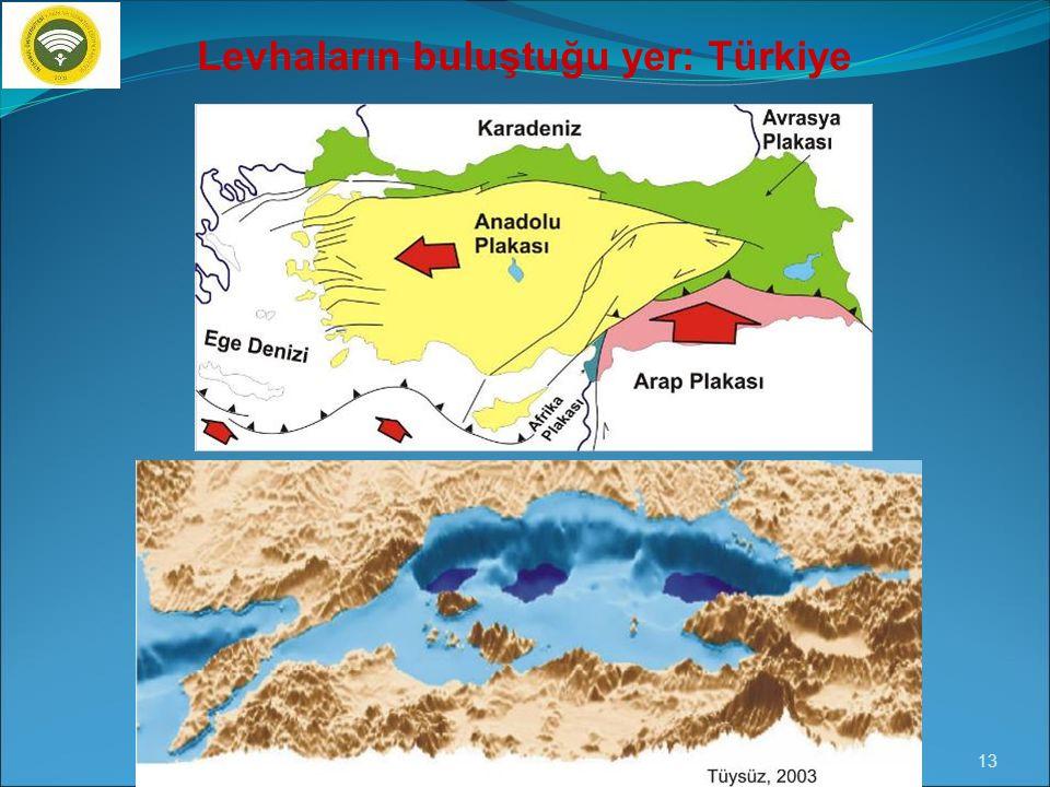 Avrupa ülkelerinin sismik tehlikesi En büyük yatay ivme değeri haritası 50 yılda aşma olasılığı yüzde 10 (Geri dönüşüm periyodu 475 yıl) Türkiye deprem bakımından Avrupa'nın en riskli bölgesindedir.