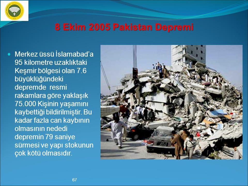 Tüm bu özellikleriyle Gölcük depremi dünyanın en büyük depremlerinden biri değildir.