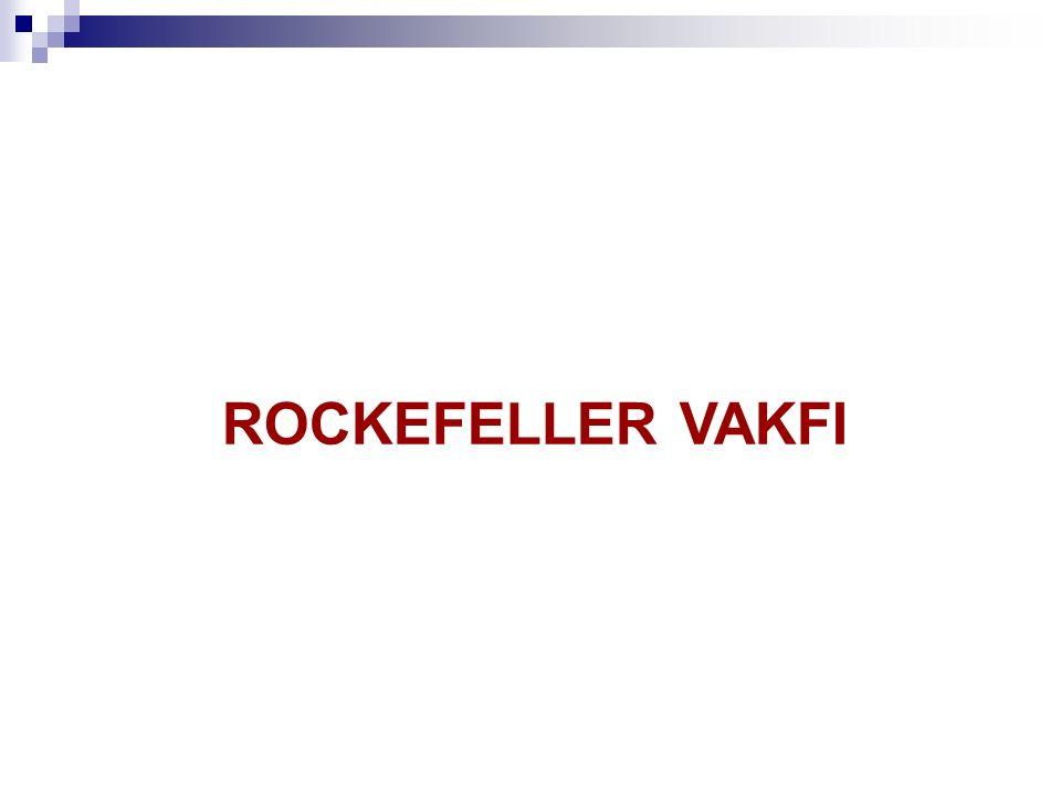 ROCKEFELLER VAKFI
