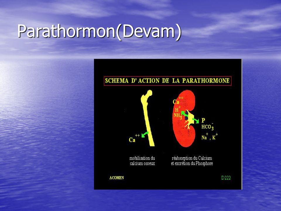 Parathormon(Devam)