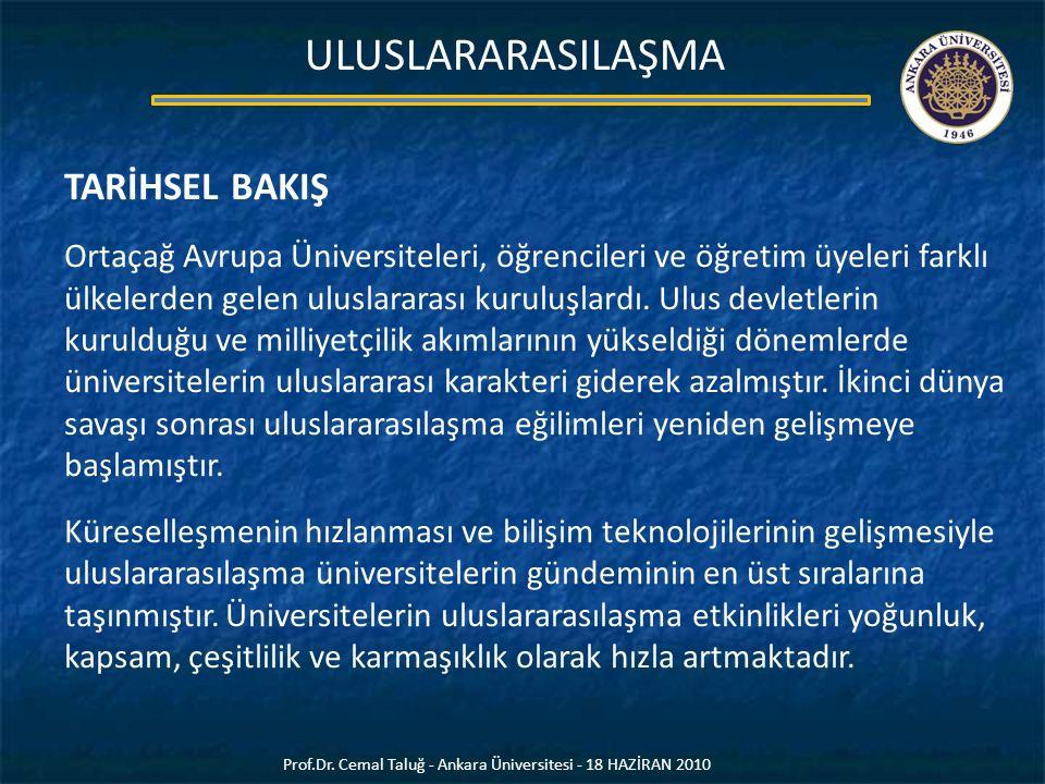 ÜNİVERSİTEYİ ULUSLARARASI ÖĞRENCİLER İÇİN ÇEKİCİ KILMA (3) Uluslararası Öğrenci Ofisi Uluslararası Öğrenci Evi Uluslararası Öğrencilere Uygun Türkçe Öğrenme Olanakları Prof.Dr.