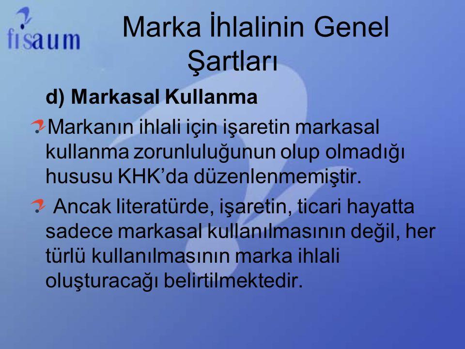 İtibar Tazminatı KHK md.