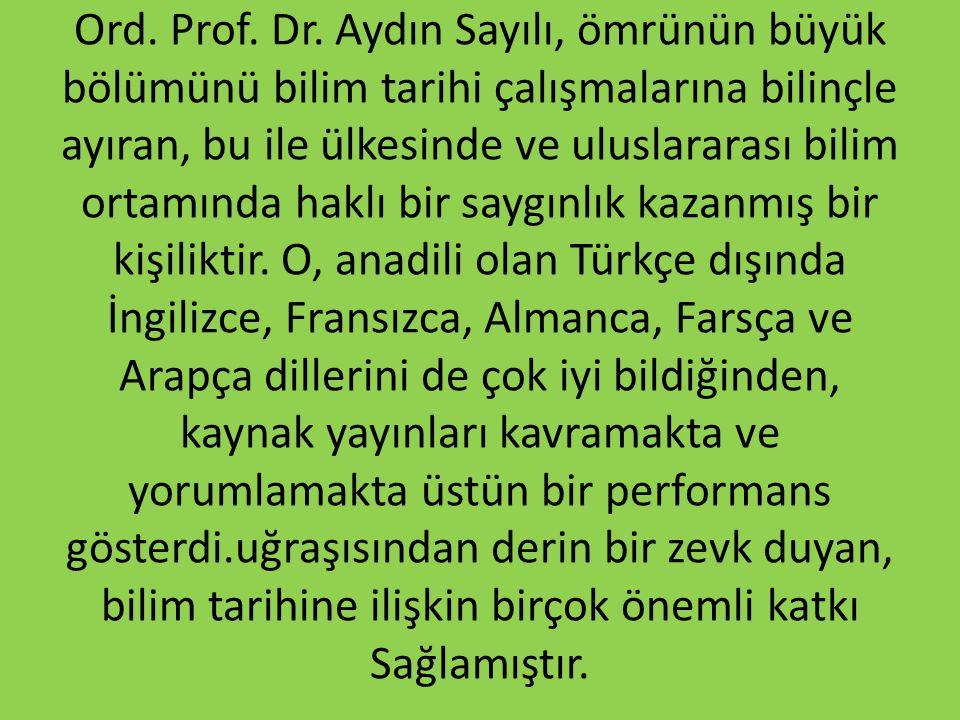 Ord.Prof. Dr.