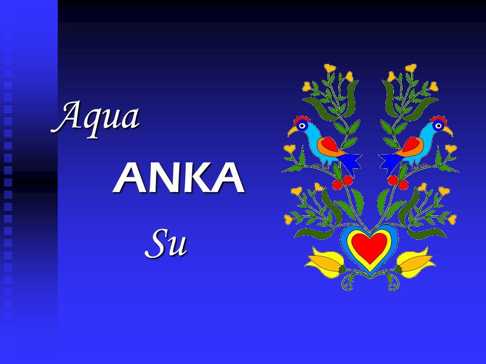 Aqua ANKA ANKA Su Su
