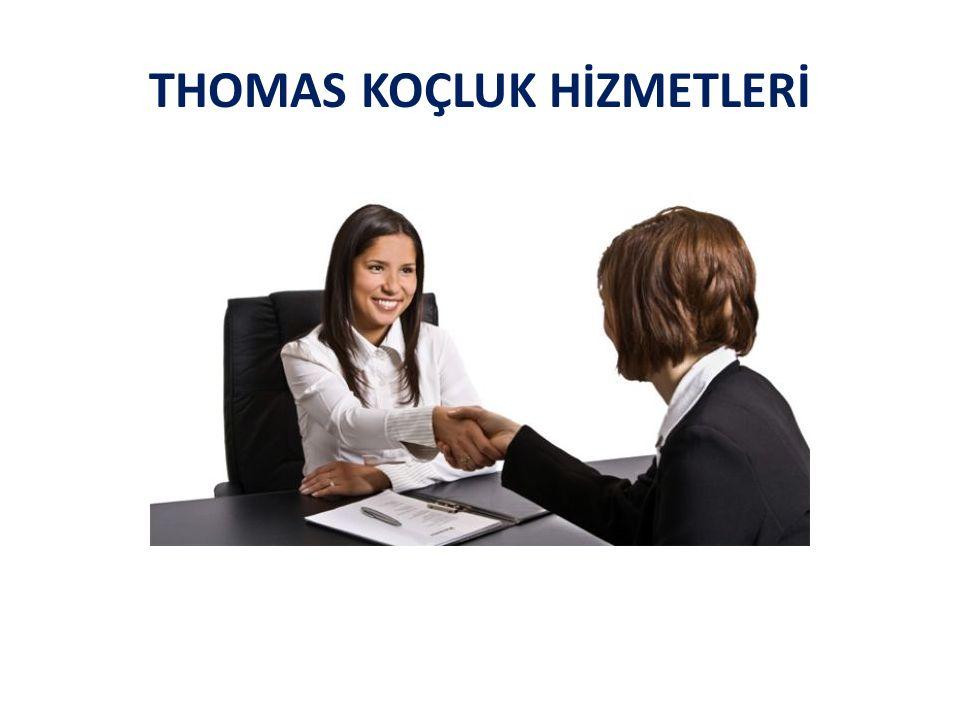 THOMAS KOÇLUK HİZMETLERİ