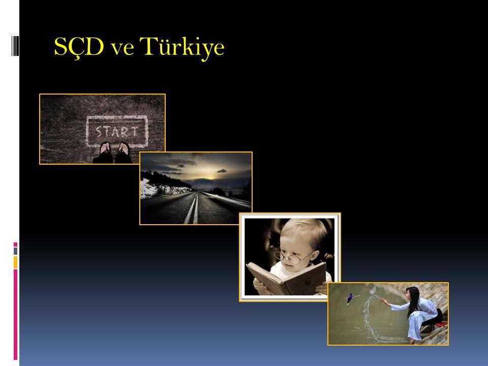 SÇD ve Türkiye