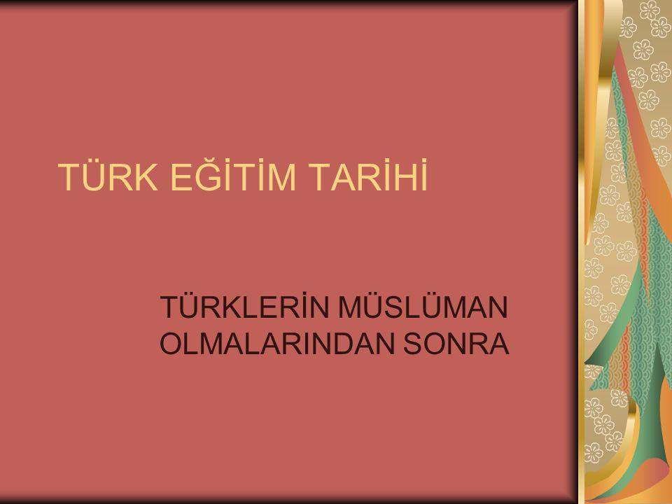 Türkler, kitle halinde 10.