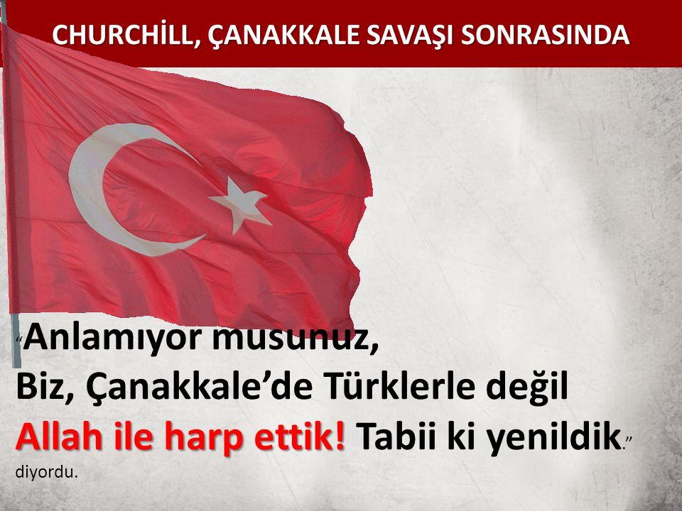 ALMAN PROFESÖR NEUMARK ALMAN PROFESÖR NEUMARK VE ÇANAKKALE -Çok samimi itiraf edeyim ki, Avrupalılar, Türkleri sevmez.