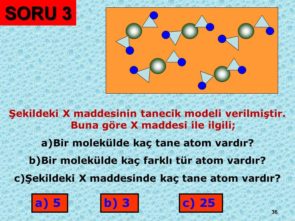 35 SORU 2 SAF MADDELER BİLEŞİKELEMENT Molekül yapıda olanlar …….K…… Yukarıda saf maddelerin sınıflandırılmasına ait bir şema verilmiştir.