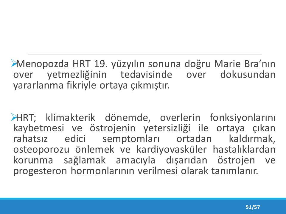  Menopozda HRT 19.