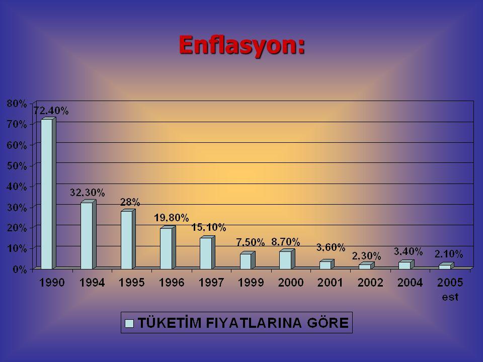Enflasyon: