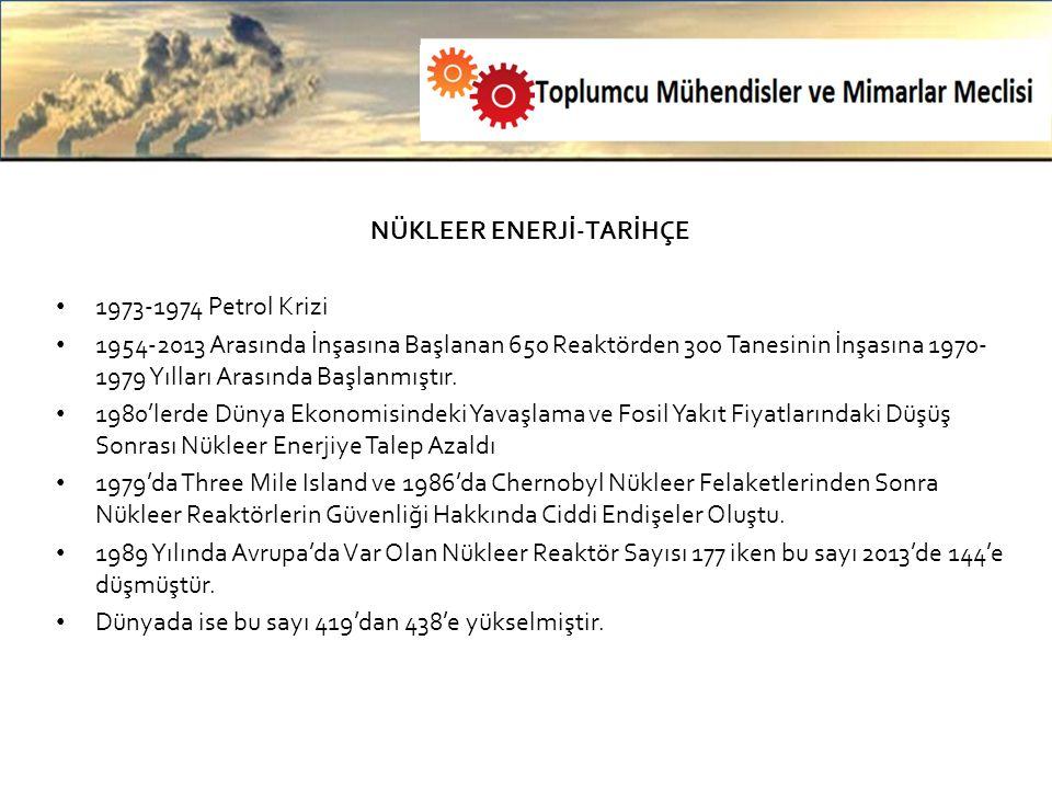 AKP NÜKLEER SANTRALLERDEN NE ARAMAKTADIR AKP Türkiye'deki elektrik sektörünün piyasalaşması ve özelleştirilmesinde en büyük aktördür.