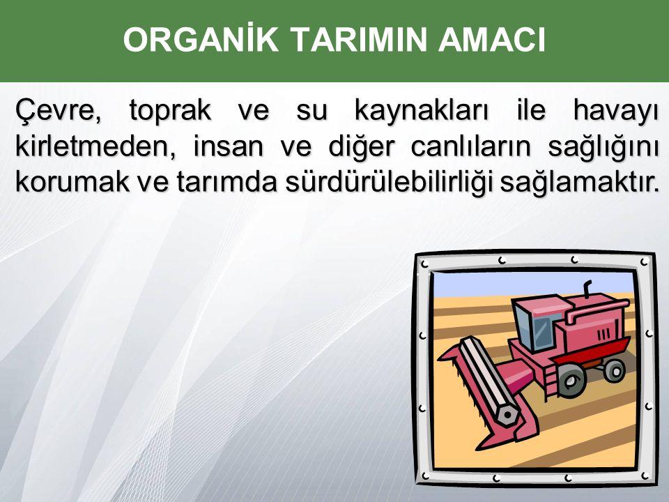 Entansif tarımın bir sonucu olarak, yediğimiz her meyvede böcek ilacı kalıntıları bulunma olasılığı çok yüksektir.