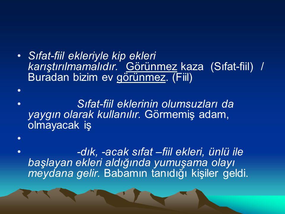 Hangi cümlenin yüklemi sıfat tamlamasıdır.A) Şiir okuyan çocuk, Ali nin kardeşidir.