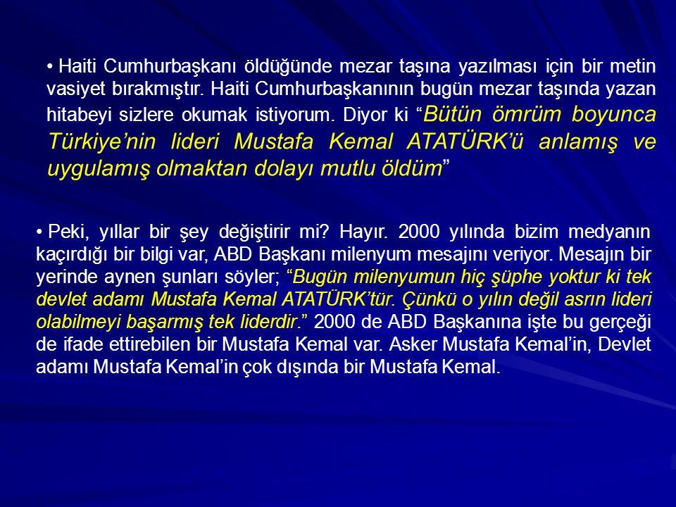 Atatürk'ün Nebizade diye bir arkadaşı vardır..