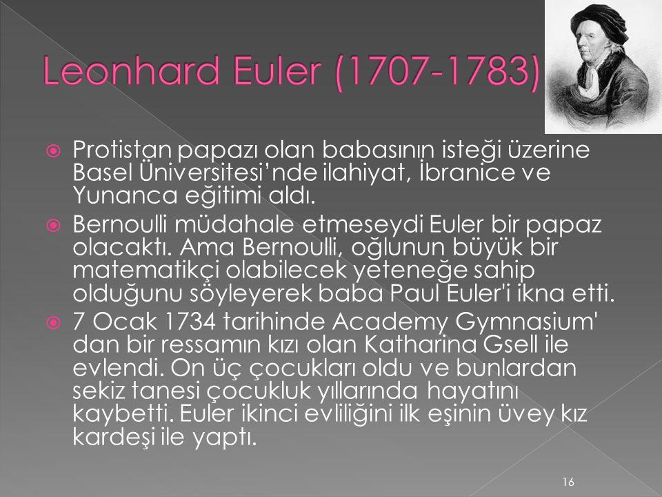  Protistan papazı olan babasının isteği üzerine Basel Üniversitesi'nde ilahiyat, İbranice ve Yunanca eğitimi aldı.