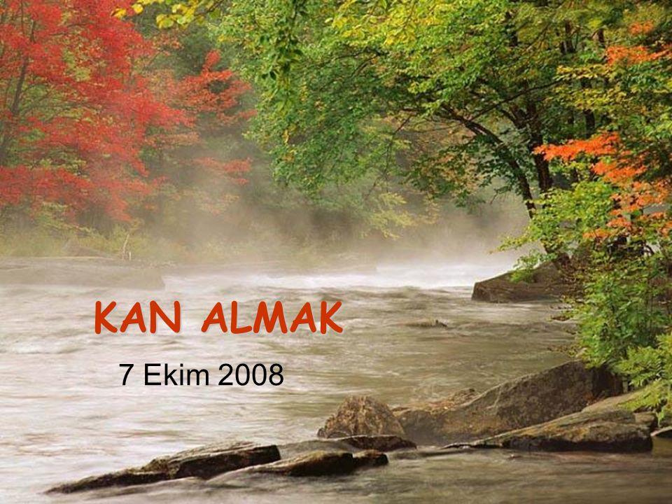 KAN ALMAK 7 Ekim 2008