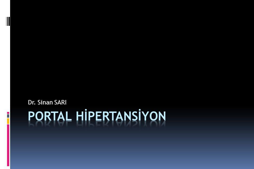 POST-HEPATIC PORTAL HYPERTENSION 3.