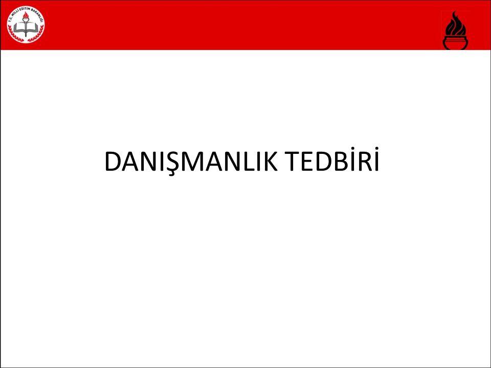 DANIŞMANLIK TEDBİRİ