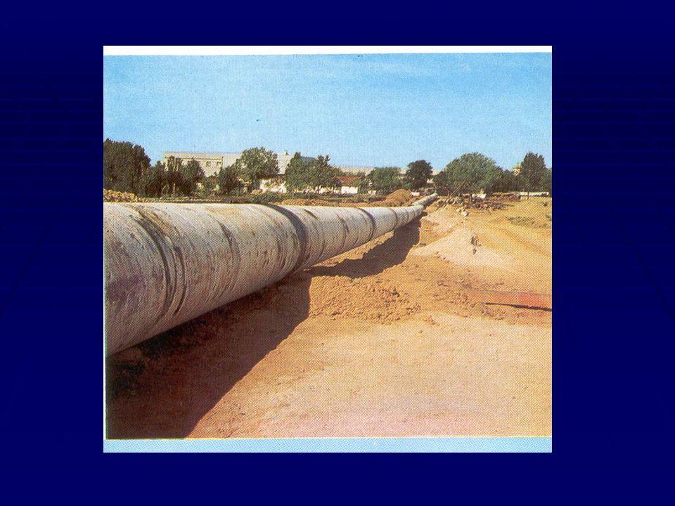 Pompaj tesisinin kurulmasında en büyük masraf ise boruların satın alma bedelidir.