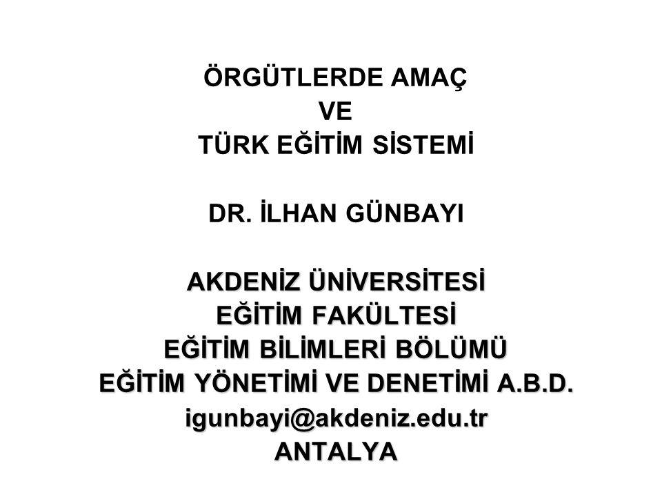 7.Atatürk İnkılâp ve İlkeleri ve Atatürk Millîyetçiliği 8.Demokrasi Eğitimi 9.Lâiklik 10.Bilimsellik 11.Plânlılık 12.Karma Eğitim 13.Okul ile Ailenin İş Birliği 14.Her Yerde Eğitim
