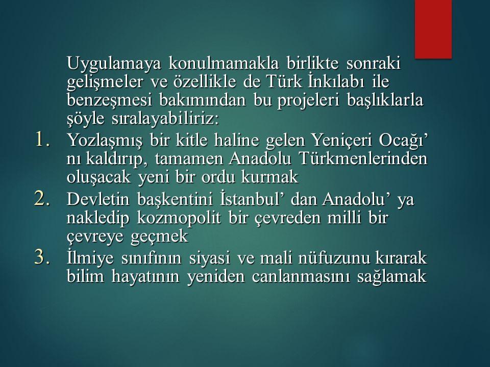  Meclis – i Mebusan' a; daha önce böyle bir tecrübe edinmemiş olan Türkler hep hacı, hoca, şeyh ünvanlı hatırlı kimseleri seçmişler idi.