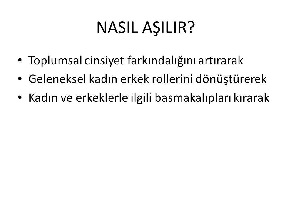NASIL AŞILIR.
