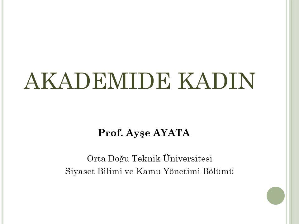 AKADEMIDE KADIN Prof.